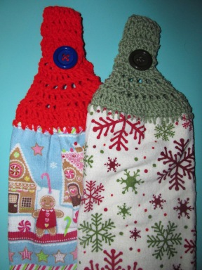 Image result for crochet towel toppers