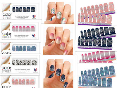 Color-Street-Nail-Polish-Strips-New-and-Halloween